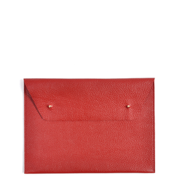 Eddie Handmade: EP13 Envelope Pouch in Red | Accessories,Accessories > Others -  Hiphunters Shop