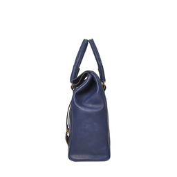 Eddie Handmade: BERLINGTON London Tote in Navy | Bags -  Hiphunters Shop