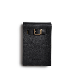 Eddie Handmade: Notepad In Black Small | Accessories,Accessories > Others -  Hiphunters Shop