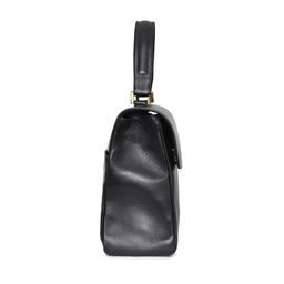 Eddie Handmade: VITA Briefcase in Black   Bags -  Hiphunters Shop