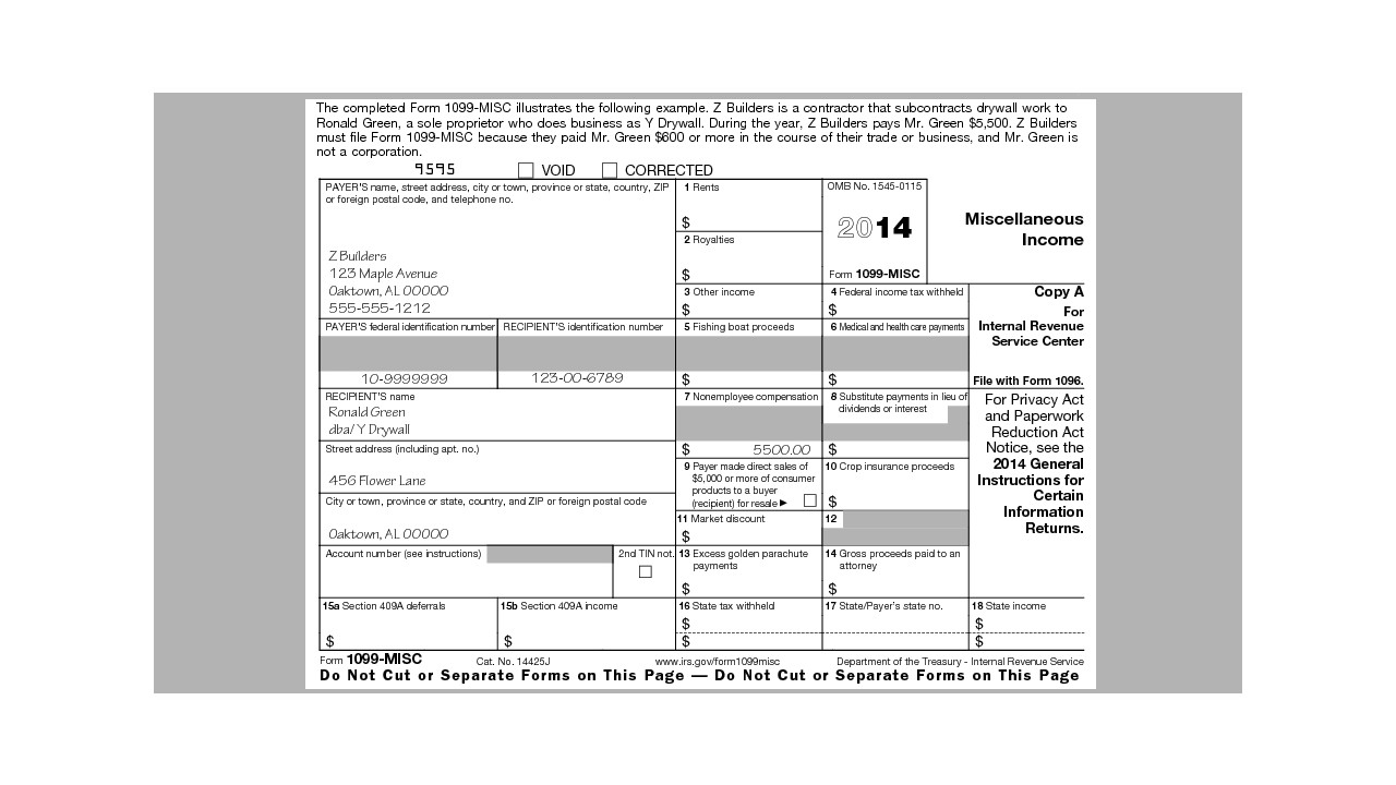W-2s or 1099s? | tackett-firm
