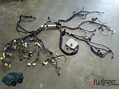 iwire subaru harness merging 786 1