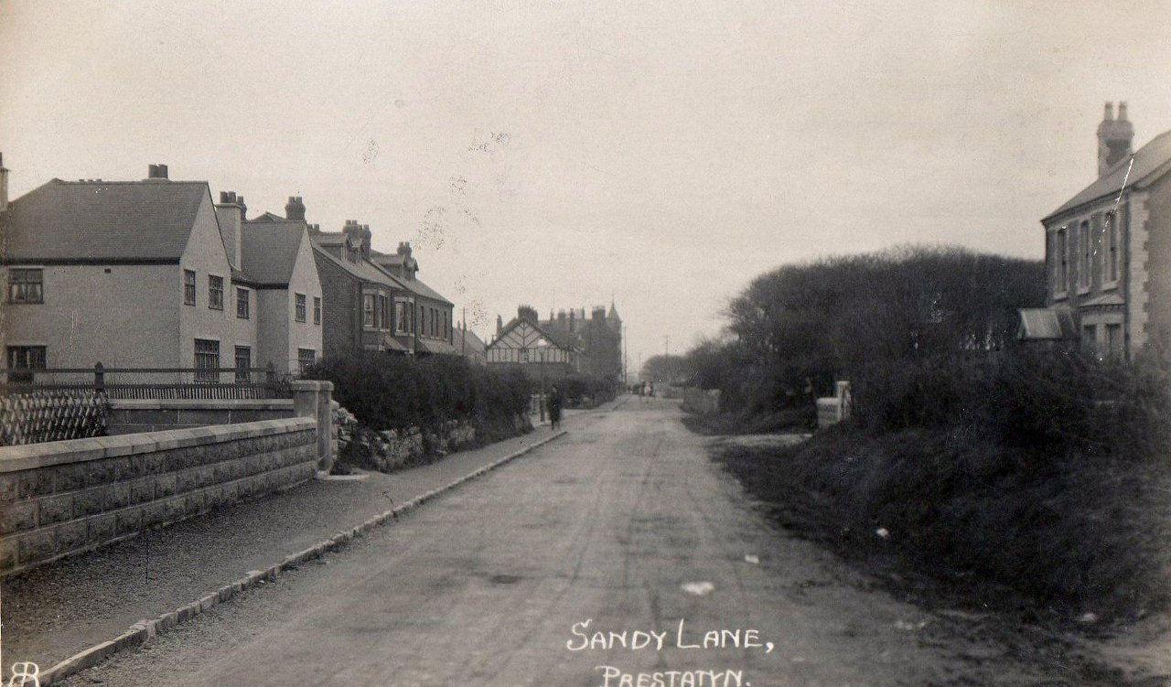 Sandy Lane - c1930's