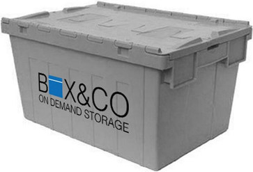 box & co storage container