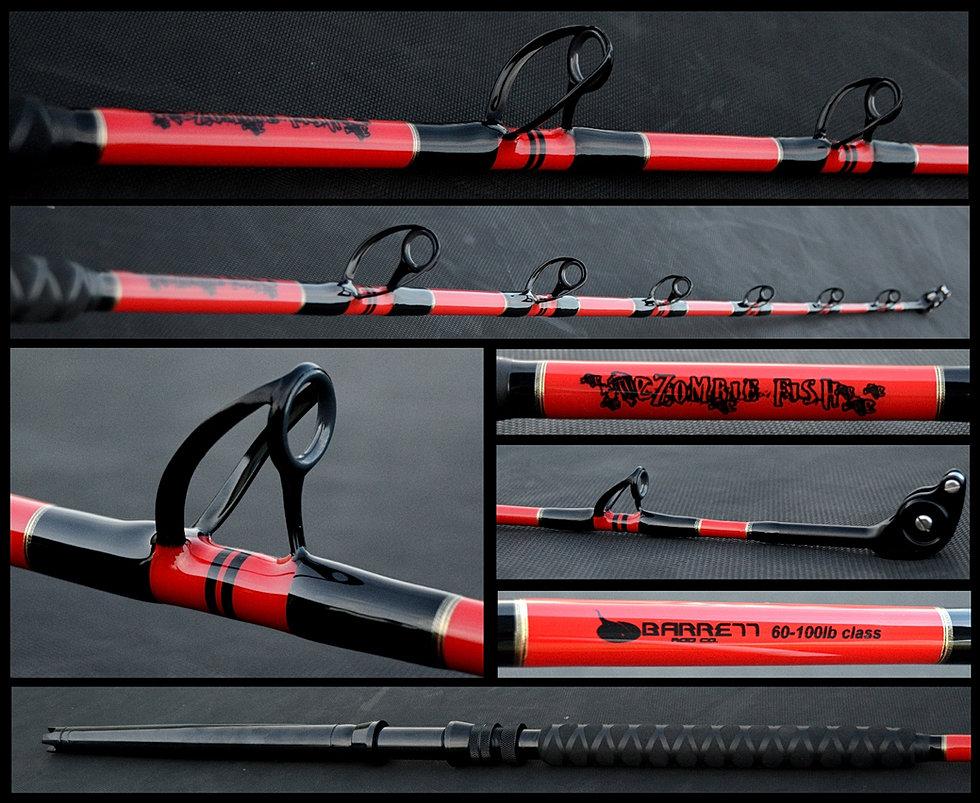 Shark rods for Shark fishing rod