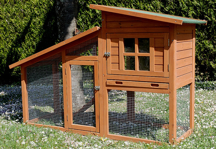 Poulailler 1 ou 2 poules pas cher - Pas cher poulailler ...