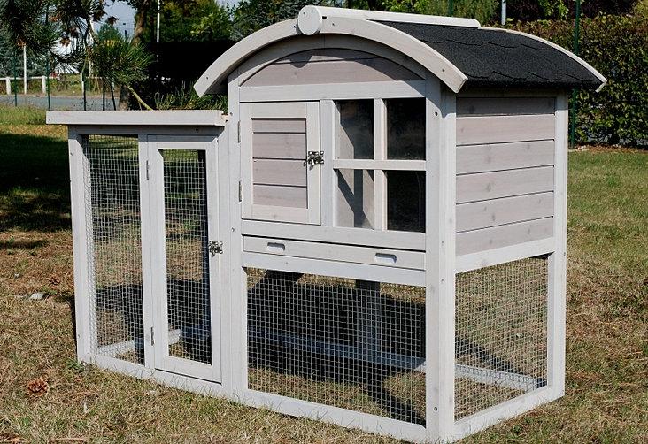 clapiers et enclos pour lapin et cochon d 39 inde et autres. Black Bedroom Furniture Sets. Home Design Ideas