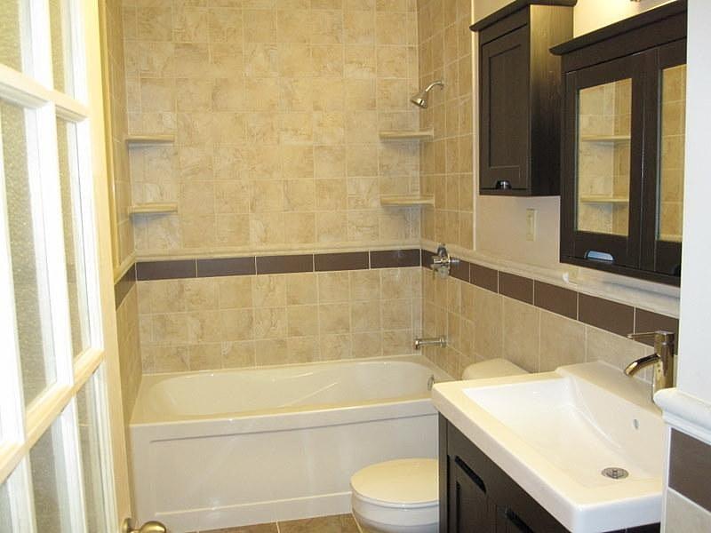 Chermark Renovations Home Renovations Hamilton Small Space Bathroom Renovation