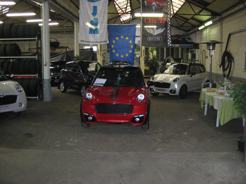 Sprl garage fabry 32 19 51 58 80 et gsm 32 478 225 for Garage lyon ouvert samedi