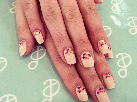 gelish shellac nails leeds nails manicure beauty leeds beauty salon
