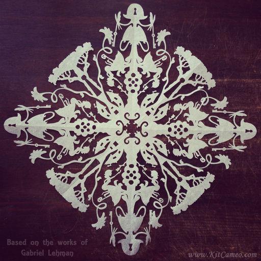 Gabriel Lehman Snowflake