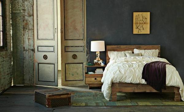 retro schlafzimmer ideen – bigschool, Schlafzimmer design