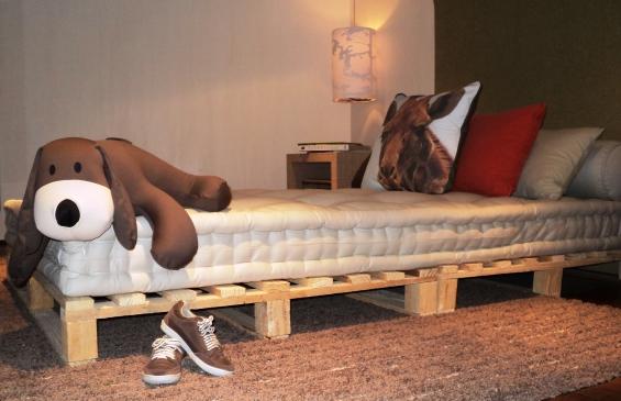 Schönen Betten & erholsamen Schlaf - 40 Ideen aus Holz Paletten ...