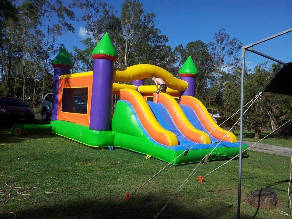 Inflatable Water Slides For Hire Adelaide
