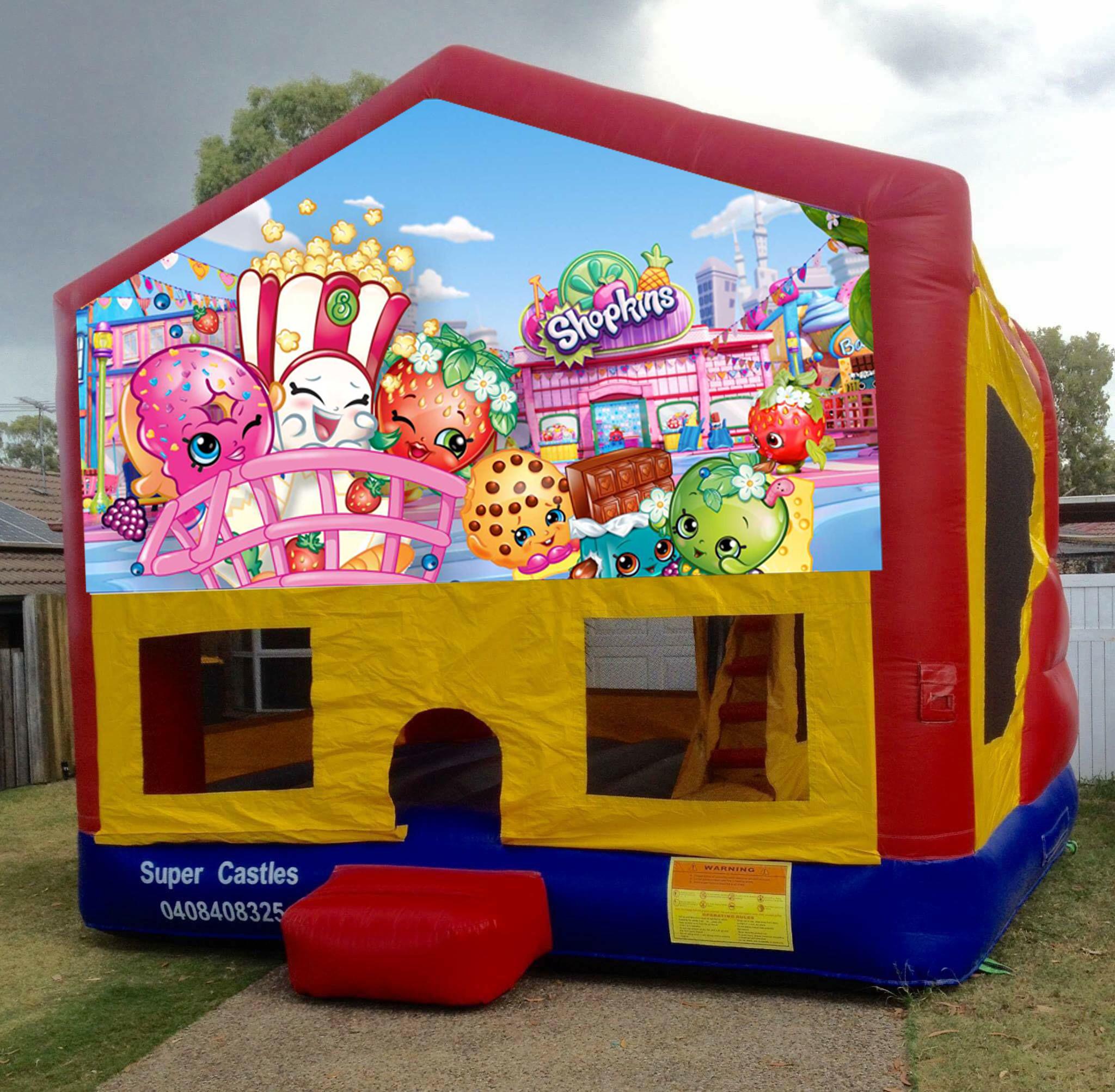 Inflatable Castle Hire Brisbane