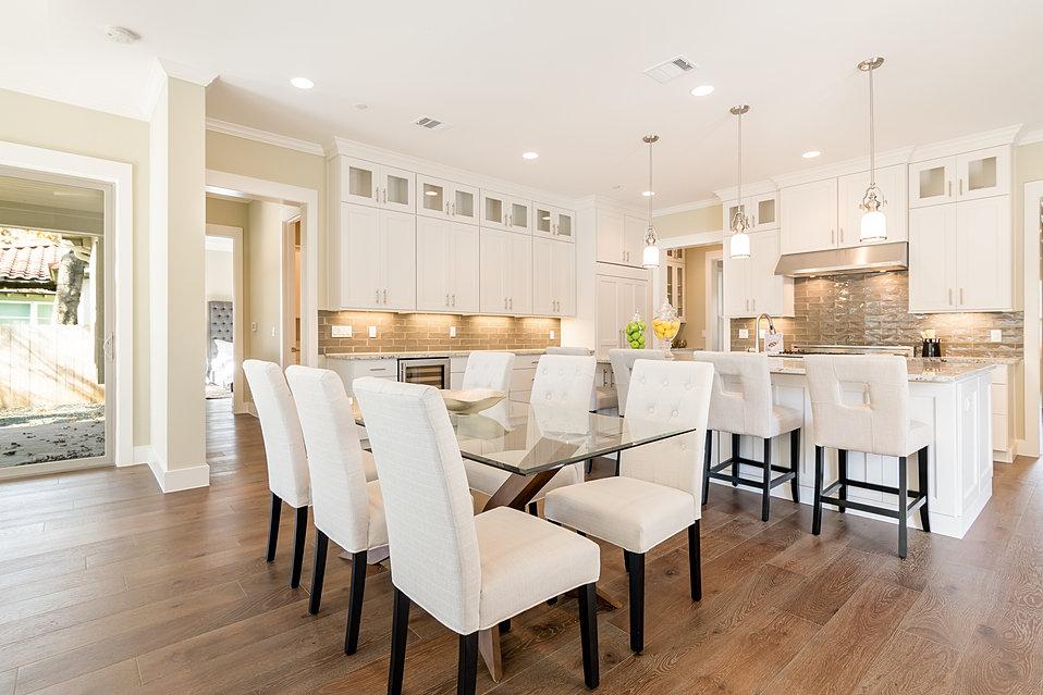 Austin model home furniture sale