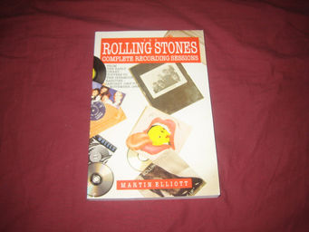 my rolling stones books collection 2 007