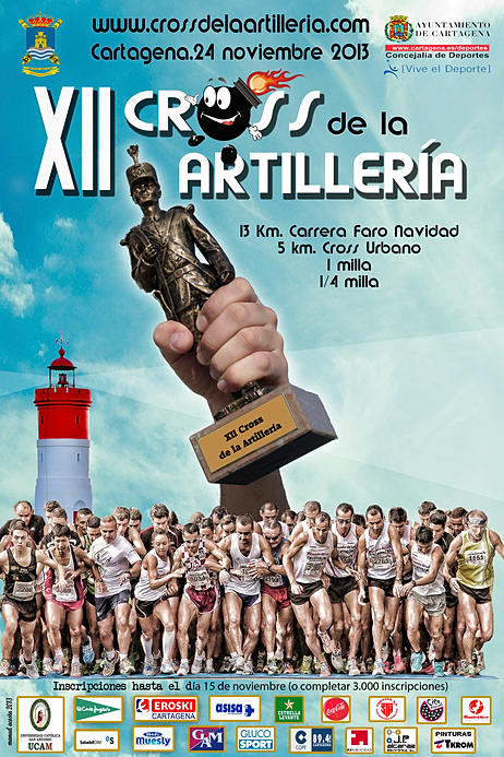 Cross de la Artilleria