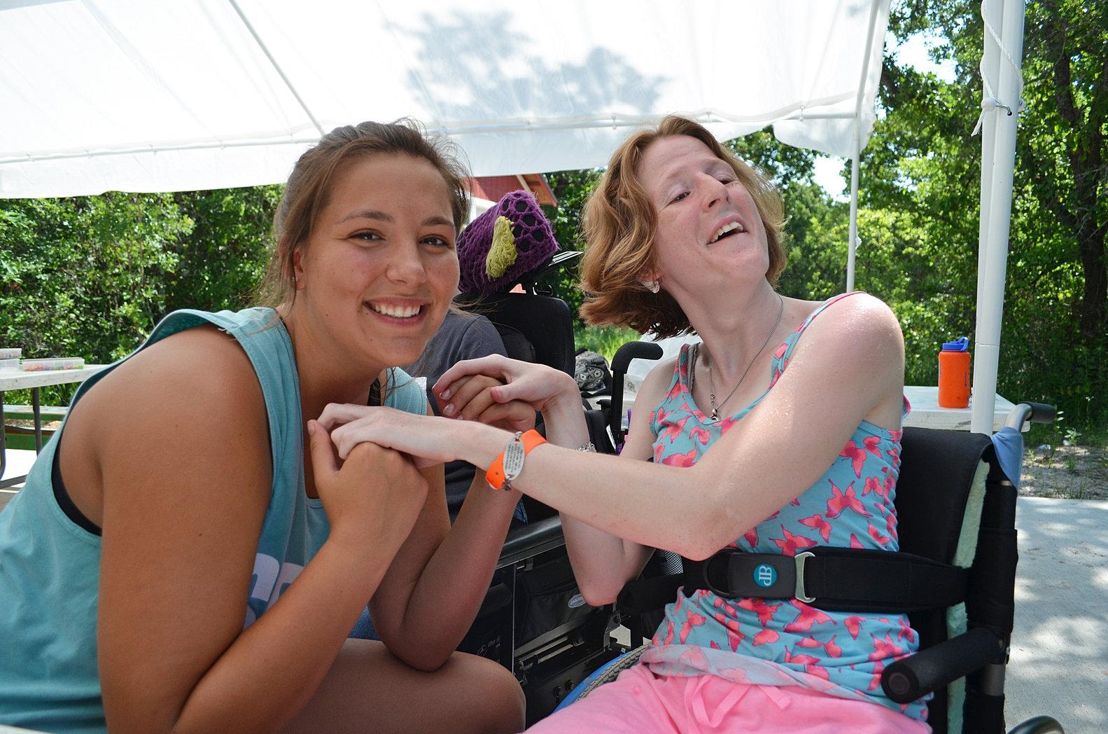 camp summit seasonal jobs giving back