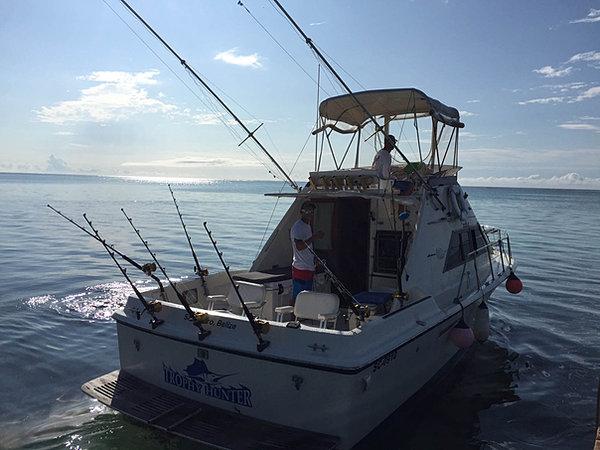 Belizefishingchartrs for Deep sea fishing belize