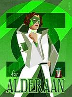 Green Leia