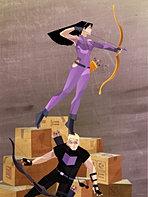 Hawkeye & Hawkguy