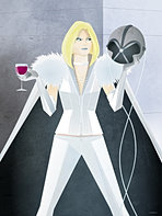 Emma Frost feat. Sigourney Weaver