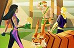 Voodoo, Hercules & Ozymandias