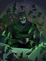 The Bat Man-Cave