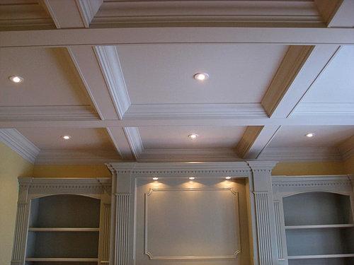Eastern Nc Trim Carpenter Interior Finish Custom Crown Mouldings