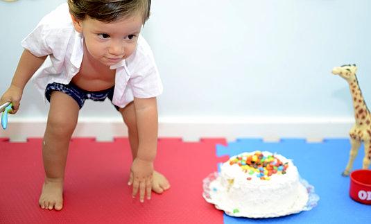 Smash The Cake - Rafa - jun/2013