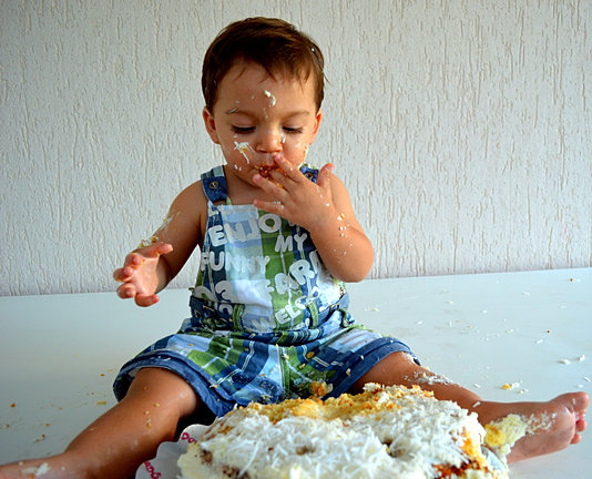 Smash The Cake - Nicolas - Jul/2013