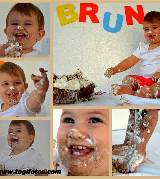 Smash The Cake - Bruno - Jul/2013