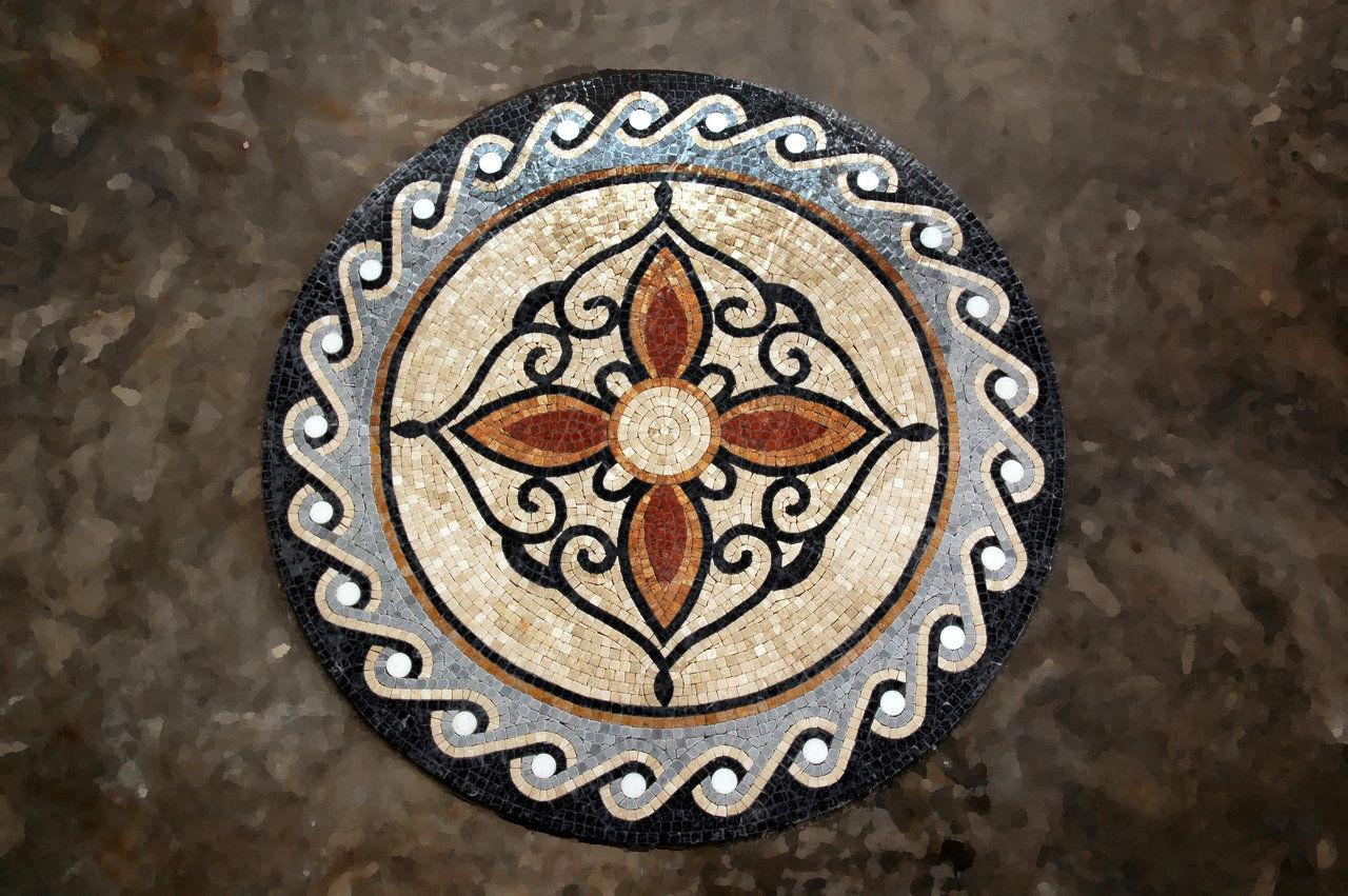 Firenze (marble mosaic)