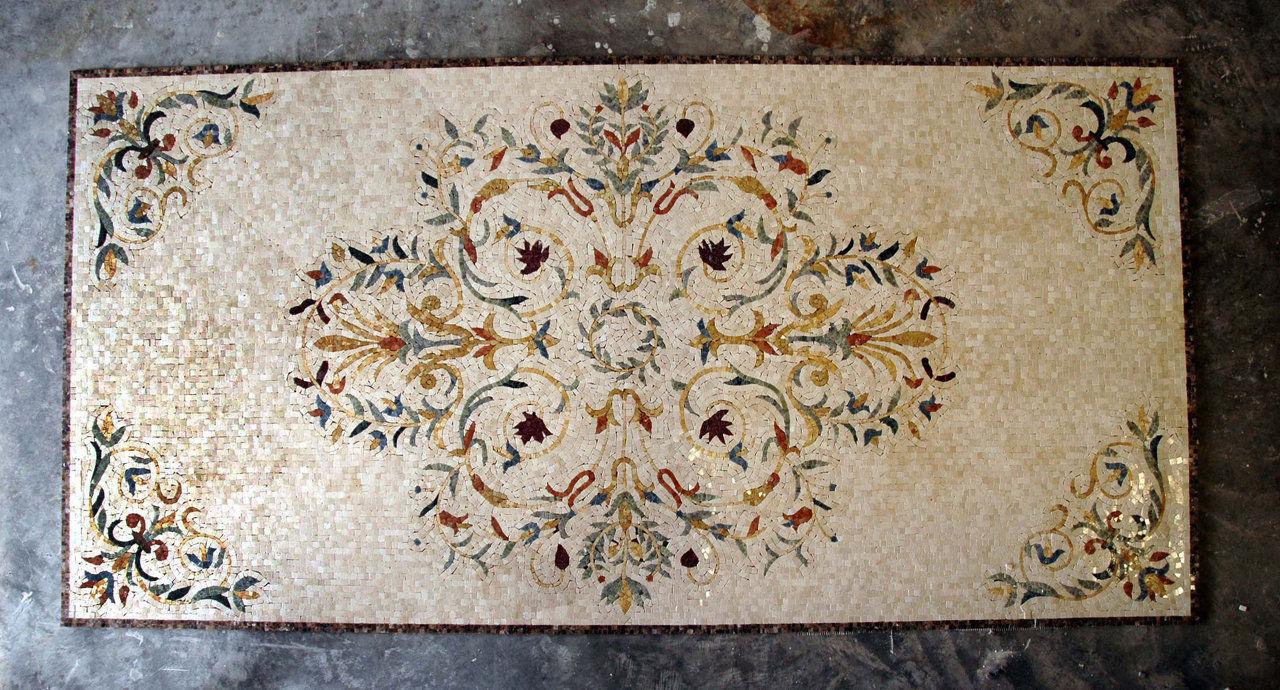 Versailes (marble mosaic)