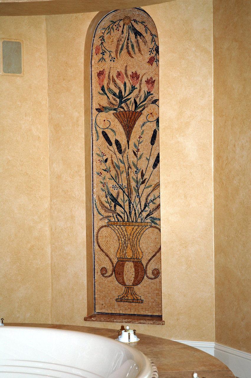 amphora (mosaic wall)