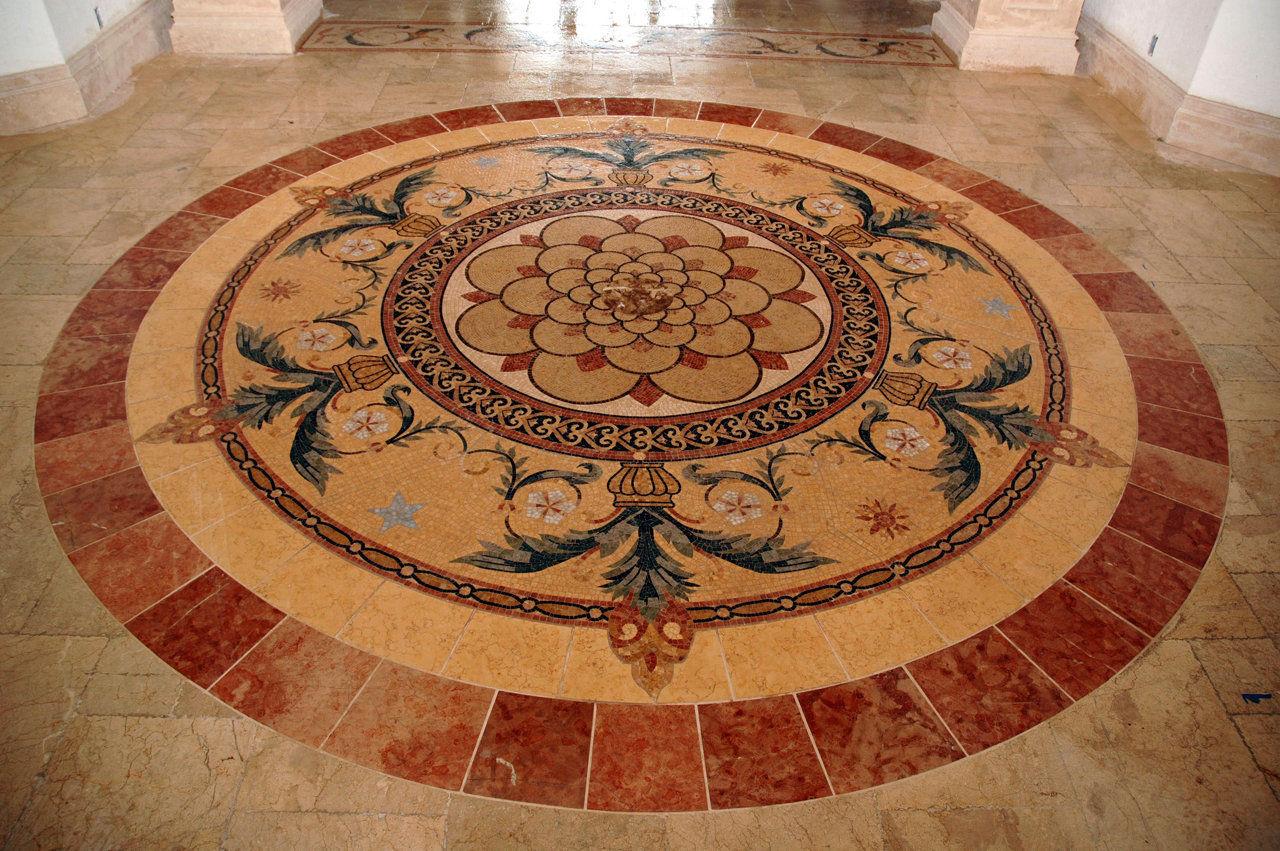 Imperium (marble mosaic)