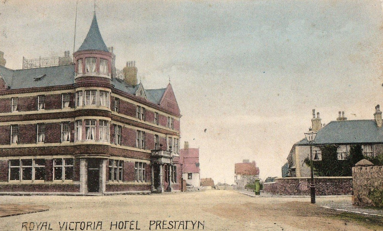 Station Road - 1912