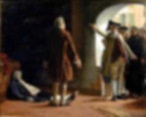 """Destrem, """"L'affaire Calas"""", 1879"""