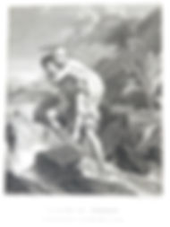 "Girodet, gravure pour ""Paul et Virginie"""