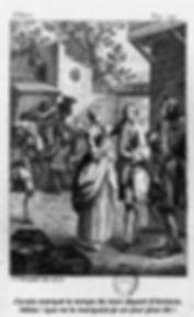 """Pasquier, illustration pour """"Manon Lescaut"""""""