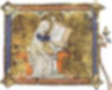 Marie de France, manuscrit BnF