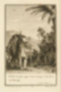 """Moreau le Jeune, gravure pour """"Candide"""""""