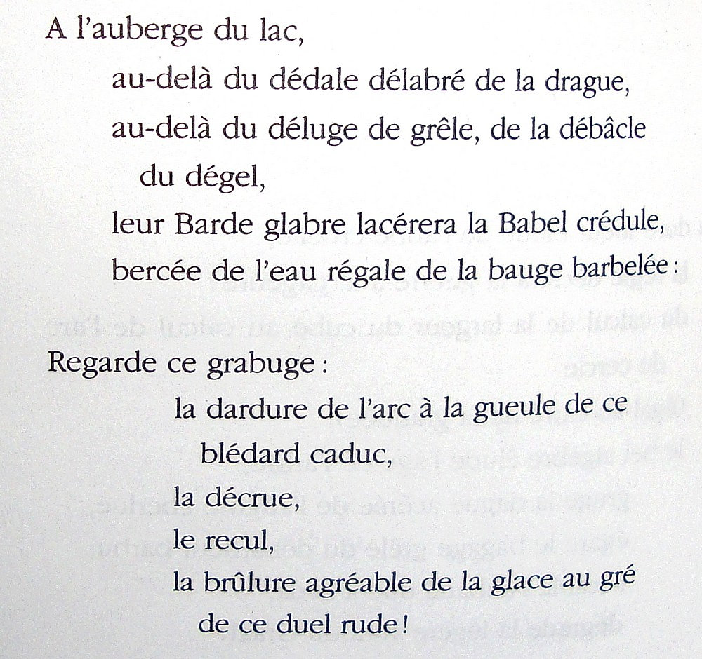 Préférence Parcours littéraires | XX°après68 NV99