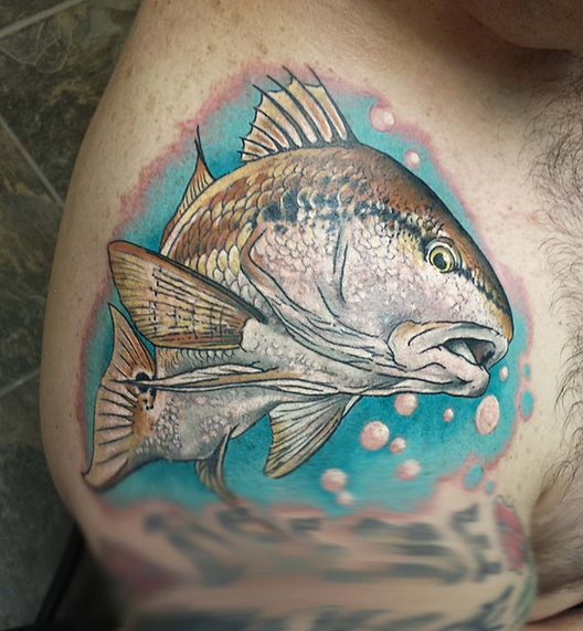 Tattoo artist gainesville florida bodytech tattooing and for Best tattoo artists in florida