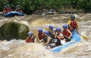 Padas River White Water Rafting
