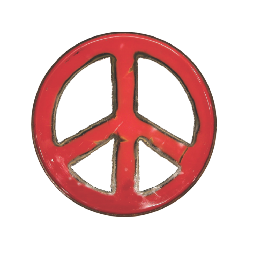 Peace Sign Bedroom Decor Reclaimed Is The New Green High Camp Home Interior Design