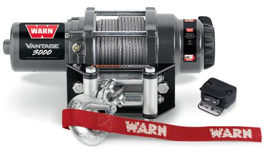 Лебедка Warn Vantage 3000