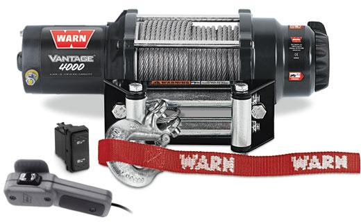 Лебедка Warn Vantage 4000
