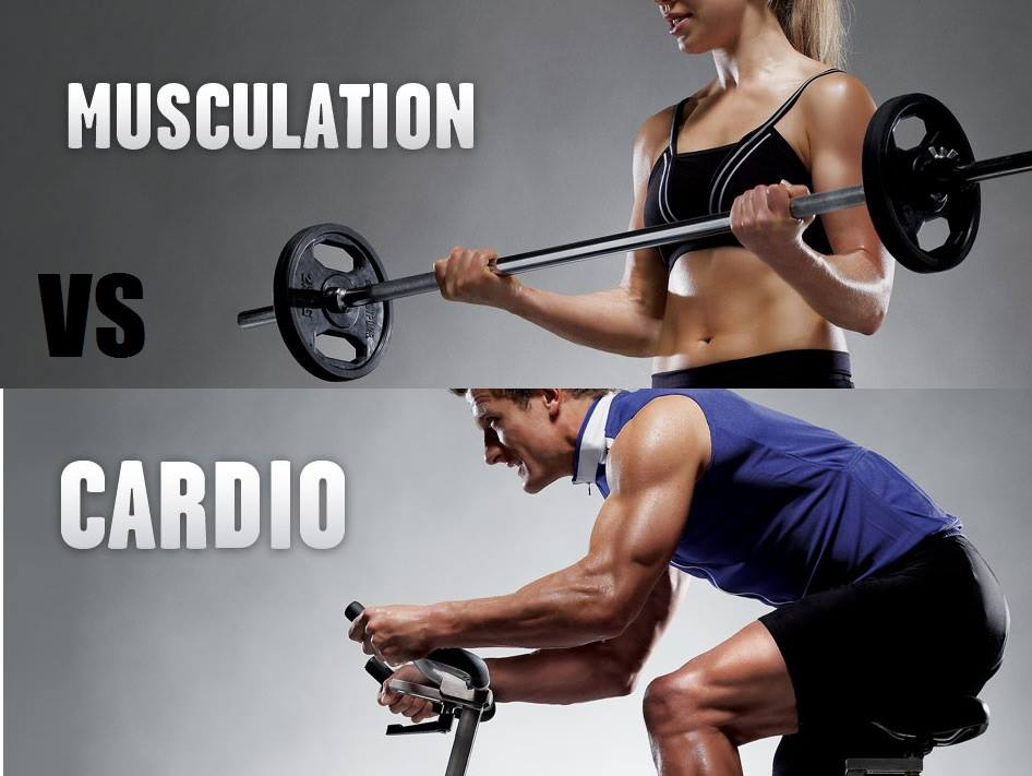 pour maigrir cardio ou musculation coach sportif